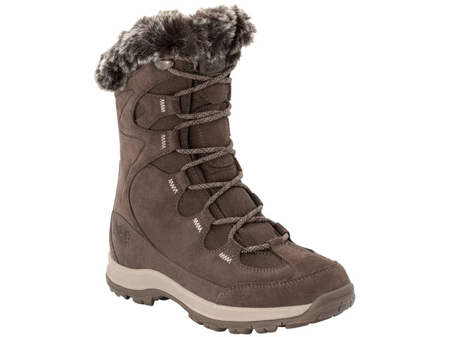 low priced 9305c 76002 Jack Wolfskin Glacier Bay Texapore High Stiefel Damen mocca/beige